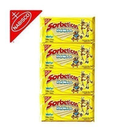 GALLETAS SORBETICOS...