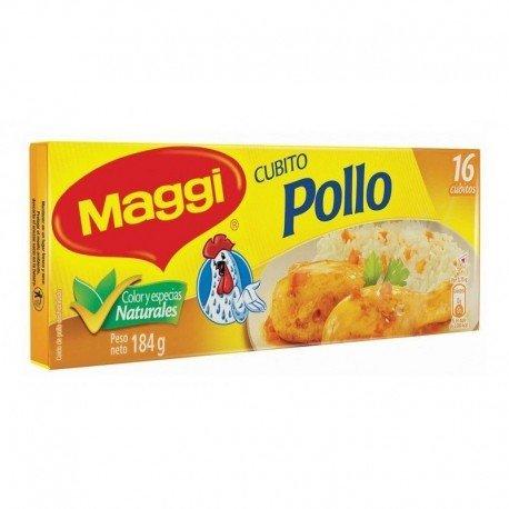 CUBITO POLLOS 16UND MAGGI...