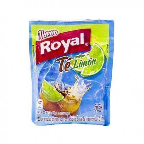 TÉ DE LIMON ROYAL 90G