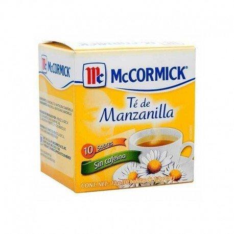 TÉ DE MANZANILLA MCCORMICK...