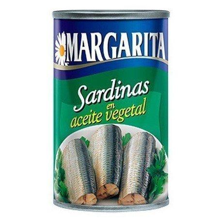 SARDINA MARGARITA EN ACEITE...