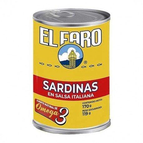 SARDINAS EL FARO S....