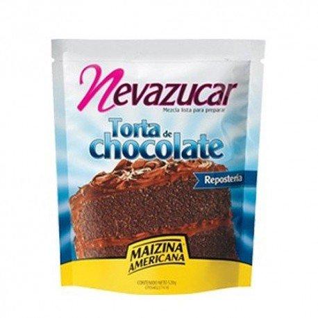 TORTA DE CHOCOLATE MAIZINA...