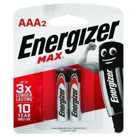 PILAS AAA 2UND ENERGIZER MAX