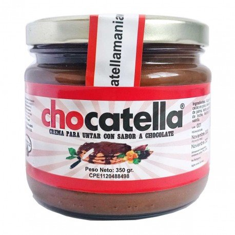 CHOCATELLA 350G