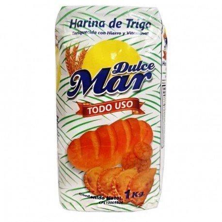 HARINA DE TRIGO TODO USO...