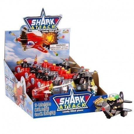 JUGUETE SHARK ATTACK +...