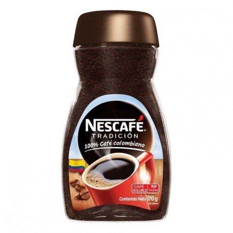 NESCAFE TRADICION 100% CAFE...