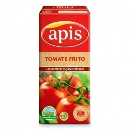 TOMATE FRITO 400 GR APIS