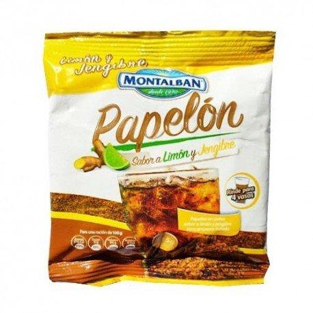 PAPELON LIMON Y JENGIBRE...