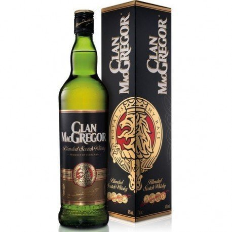 WHISKY CLAN MCGREGOR 0.7L