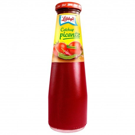 SALSA CATCHUP PICANTE 325GR...