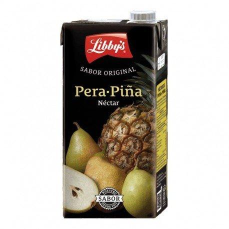 JUGO DE PERA-PIÑA LIBBYS 1L