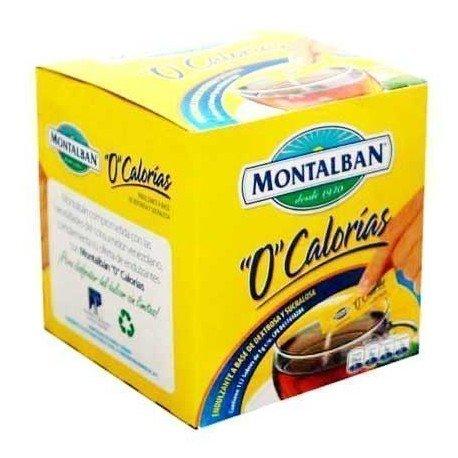 """MONTALBAN """"0"""" CALORÍAS 112..."""