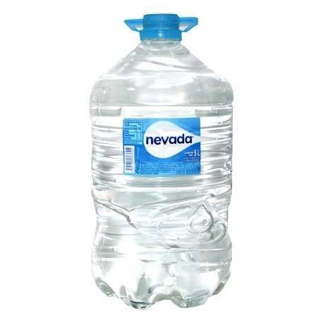 AGUA POTABLE NEVADA 5LT
